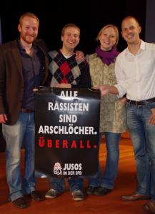 Andreas Schaake im Landesvorstand