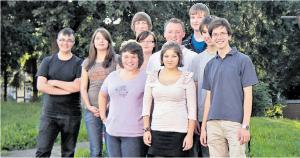 Neuer Juso-Vorstand in Frankenberg