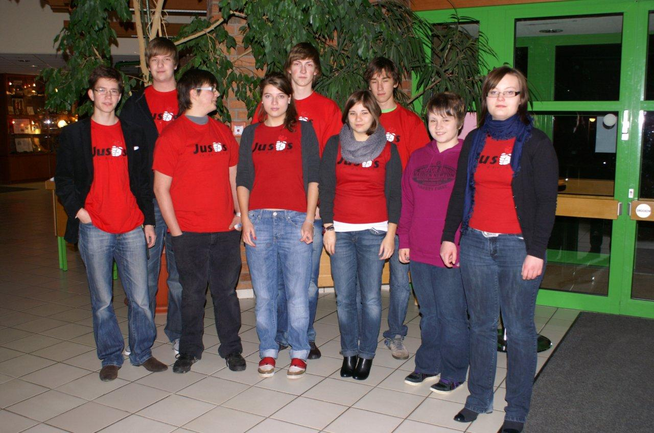 Jusos unterstützen Wahlprogramm der SPD